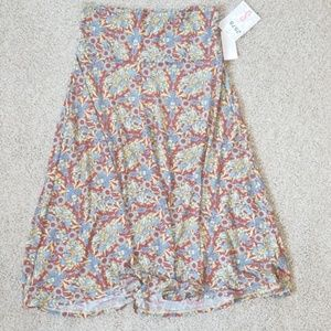 Azure skirt